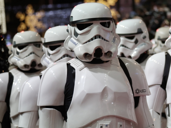 Britain Star Wars The Force Awakens Premiere