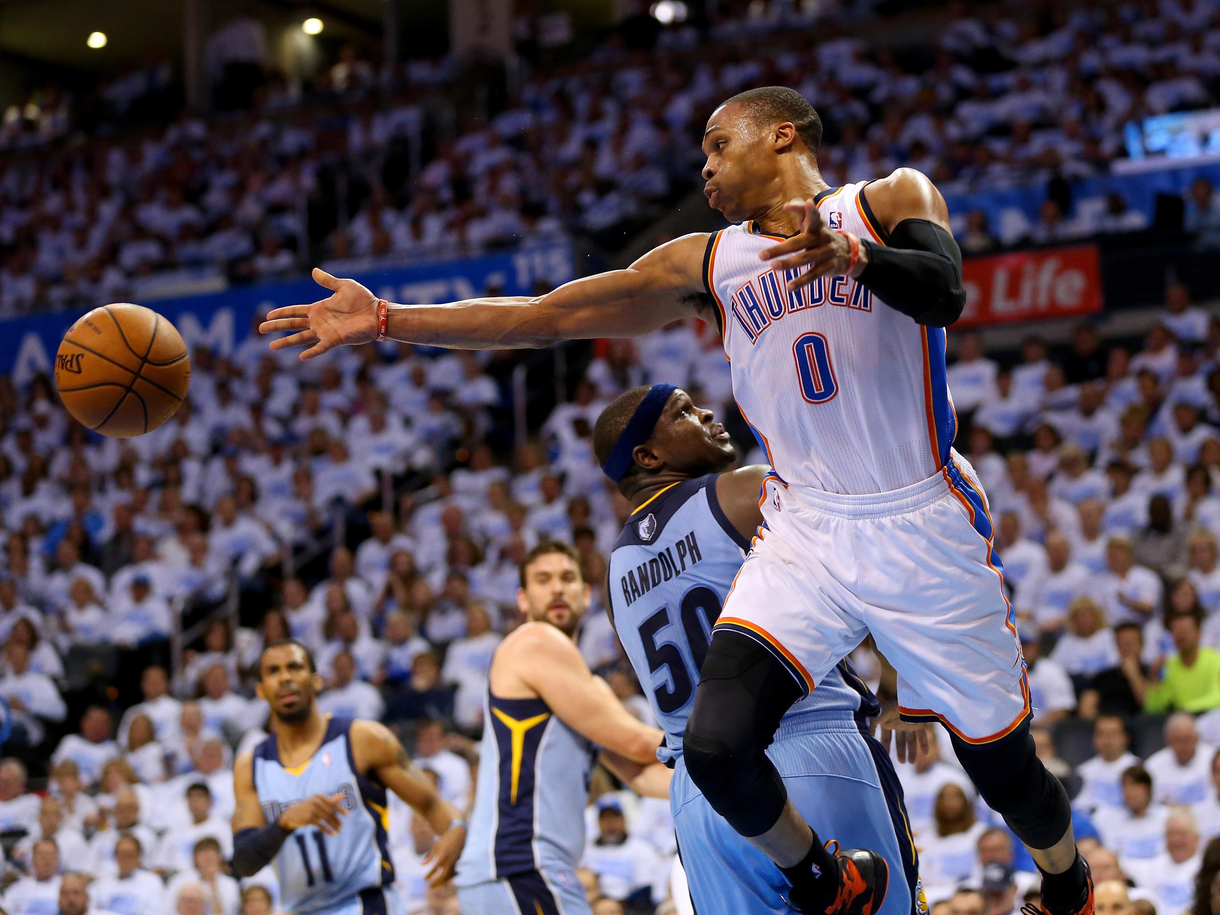 Memphis Grizzlies v Oklahoma City Thunder – Game Five