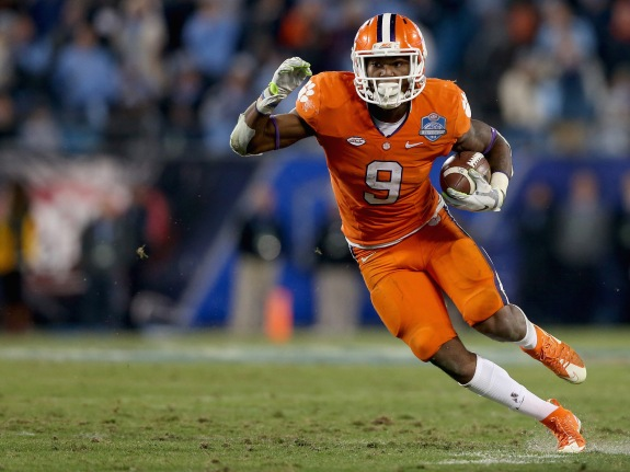 ACC Championship – Clemson v North Carolina