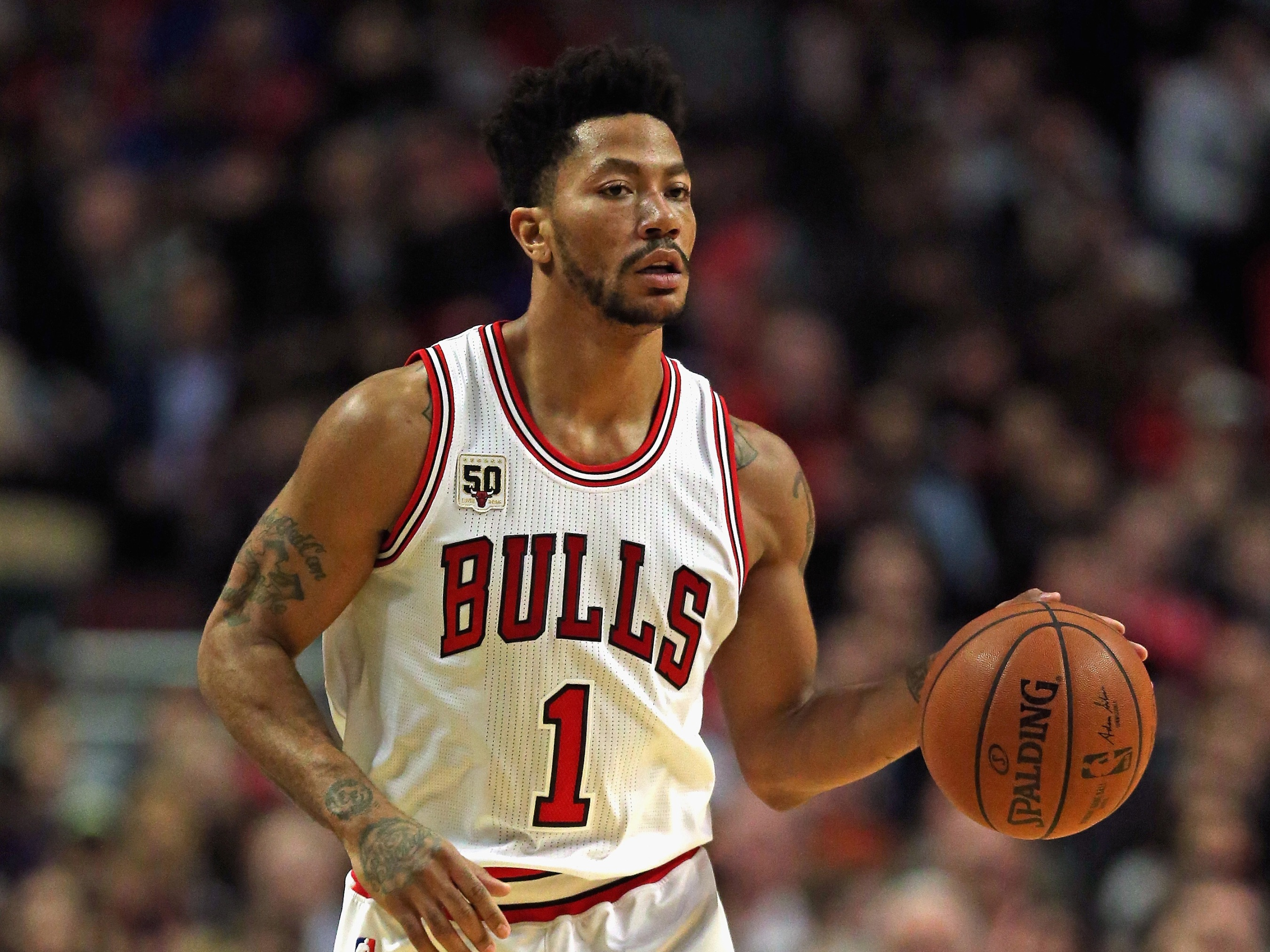095b07ae84d The Bulls Offense Still Starts And (Especially) Stops With Derrick Rose