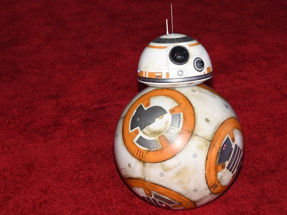 "Premiere Of Walt Disney Pictures And Lucasfilm's ""Star Wars: The Force Awakens"" – Arrivals"
