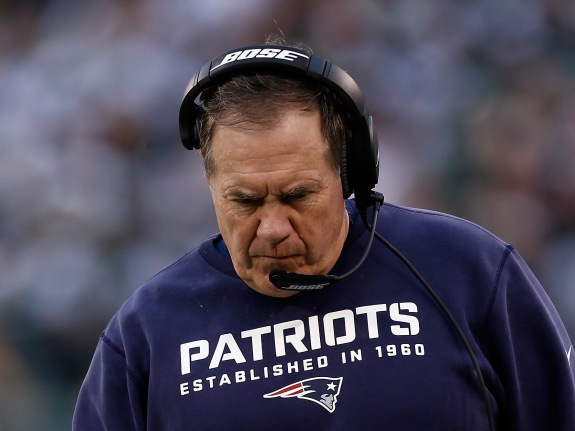 New England Patriots v New York Jets