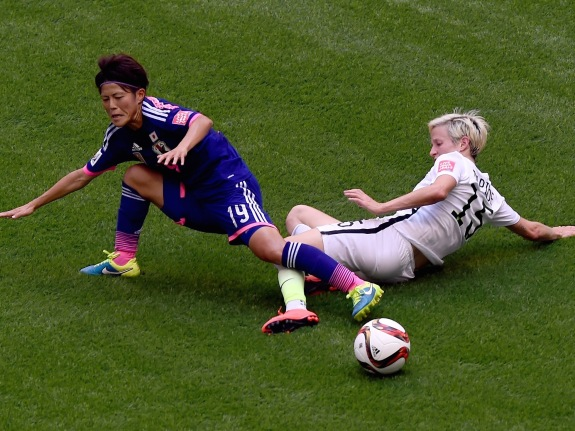 USA v Japan: Final – FIFA Women's World Cup 2015