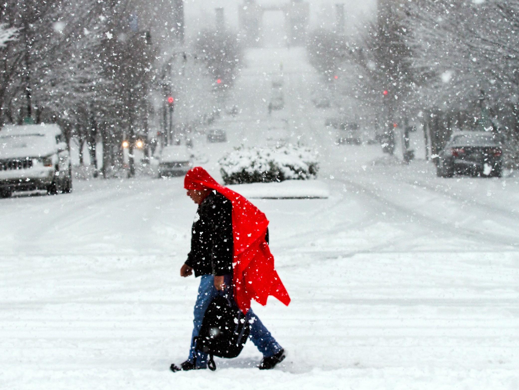 Big Snowstorm Tennessee