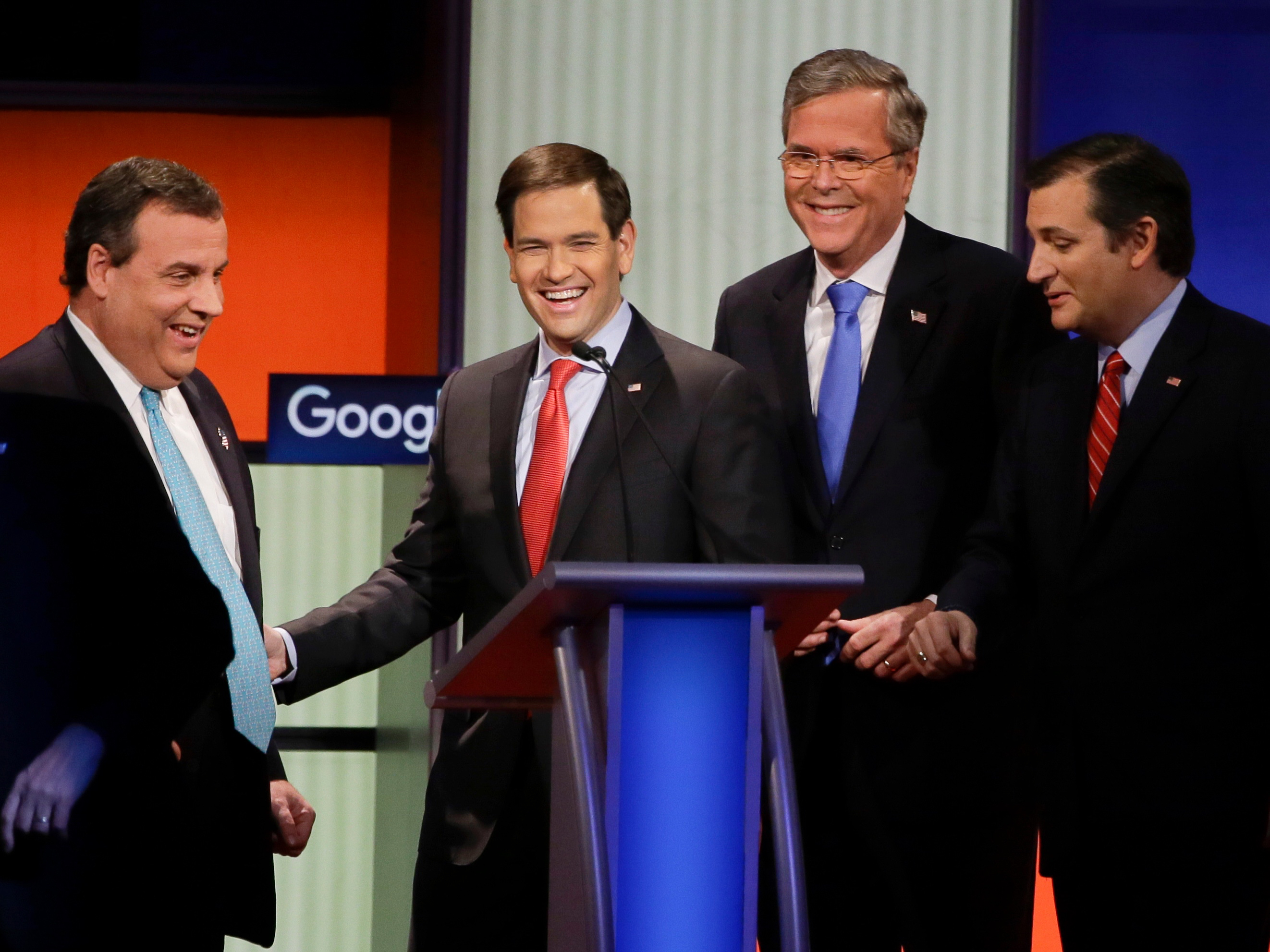 What Would The Republican Race Look Like Without Trump?