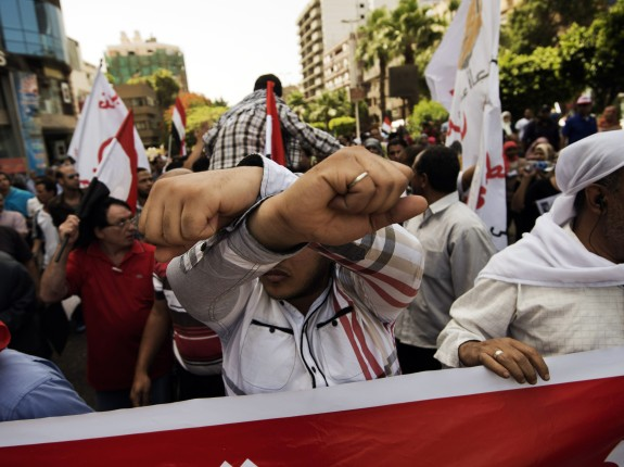 EGYPT-POLITICS-OPPOSITION-MORSI-DEMO