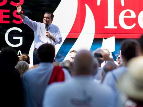 Ted Cruz Georgia Campaign Rally