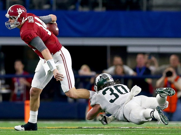 Goodyear Cotton Bowl – Alabama v Michigan State