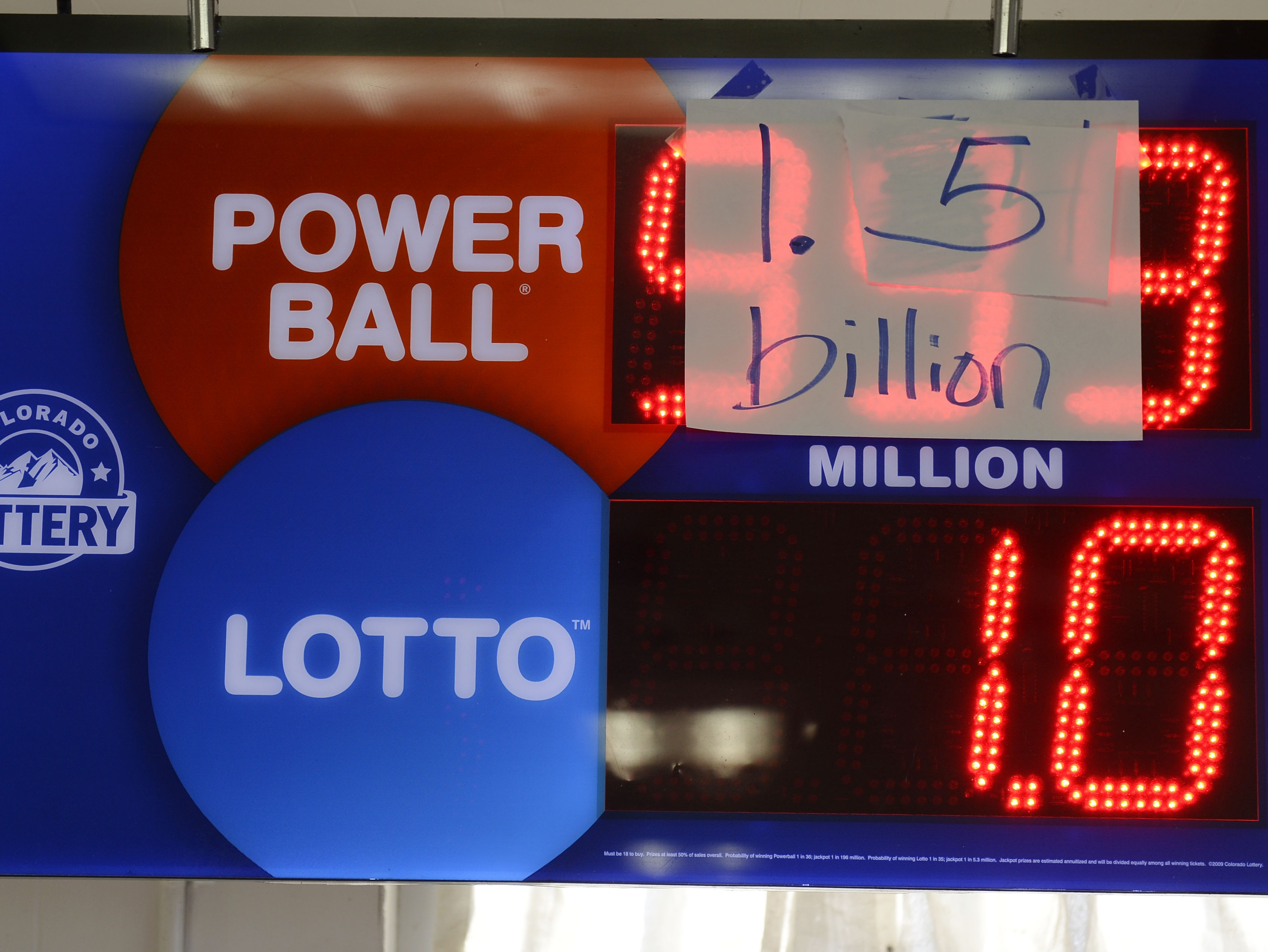R145m Powerball jackpot winner still can't believe his incredible luck
