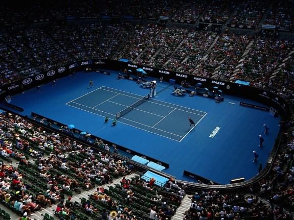 2016 Australian Open – Day 1