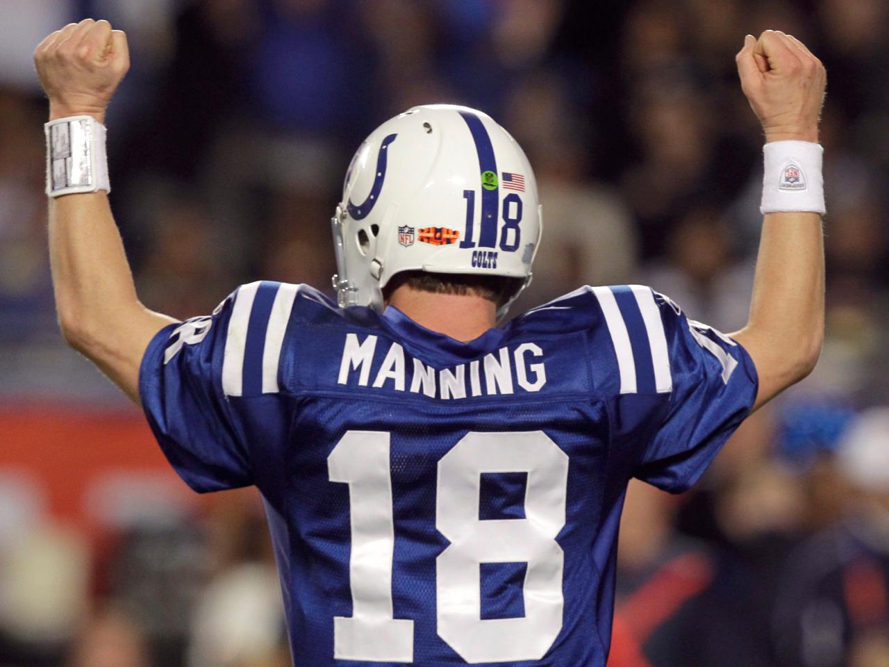 Peyton Manning Retires Football