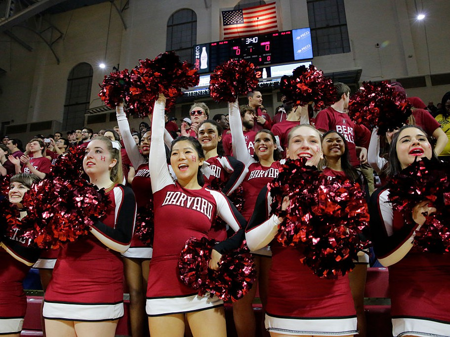 Harvard Crimson v Yale Bulldogs