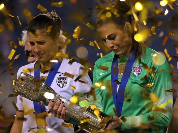 2016 SheBelieves Cup – United States v Germany