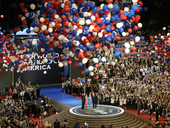 GOP Convention Concludes