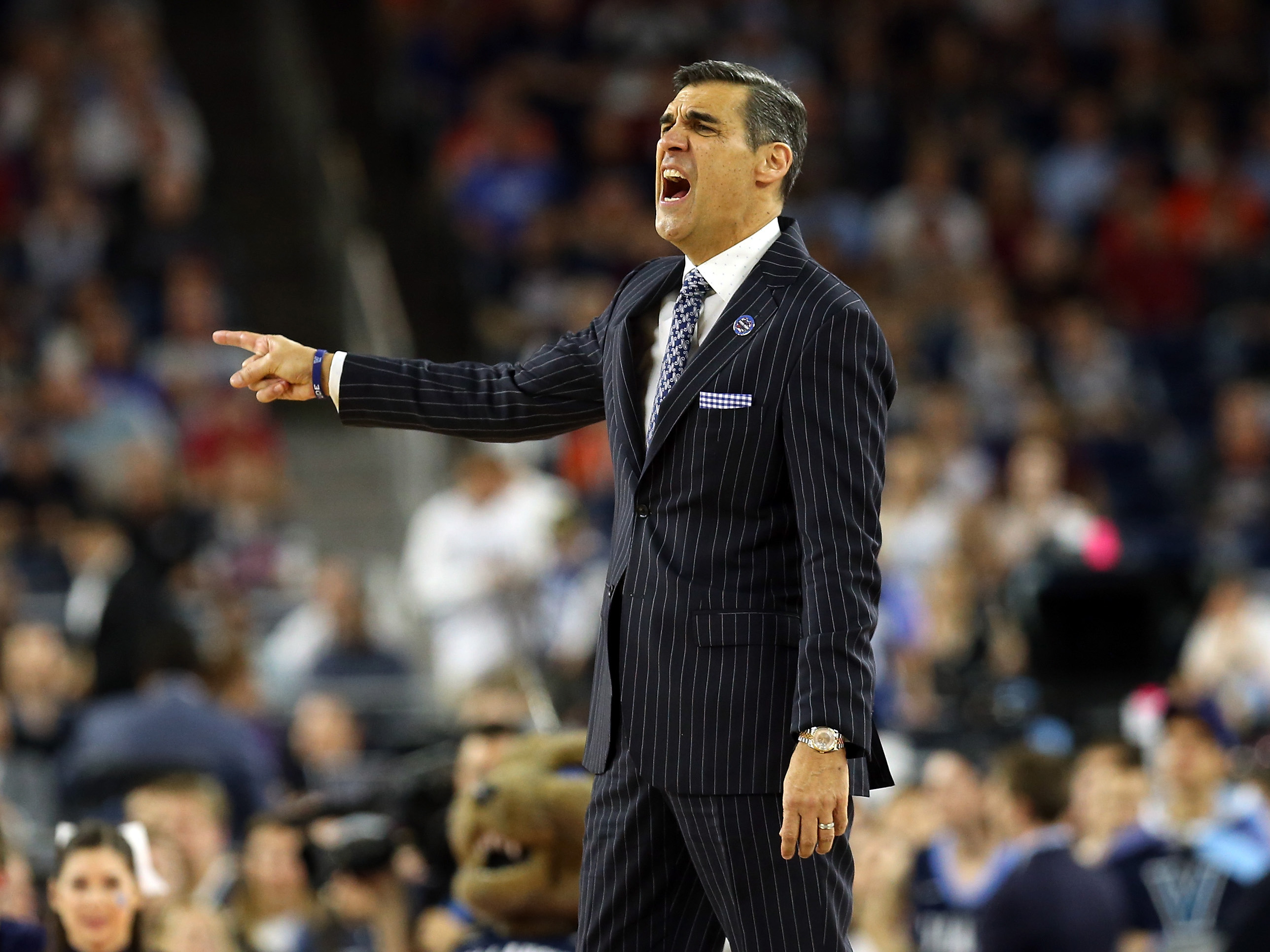 NCAA Men's Final Four Semifinal – Villanova v Oklahoma