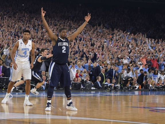 NCAA Men's Final Four – National Championship – Villanova v North Carolina