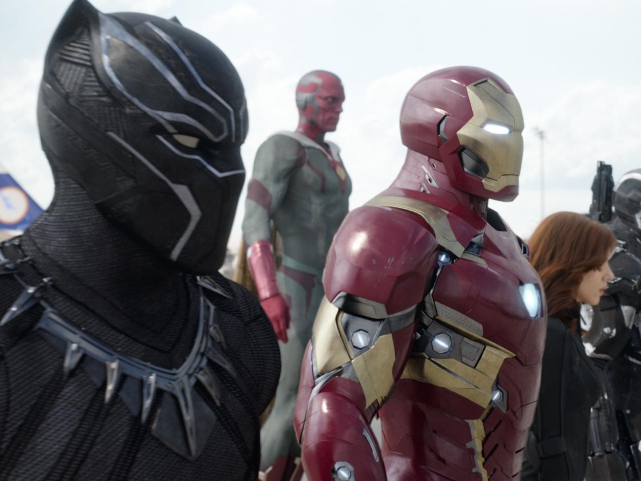 Film-Captain America-Chadwick Boseman