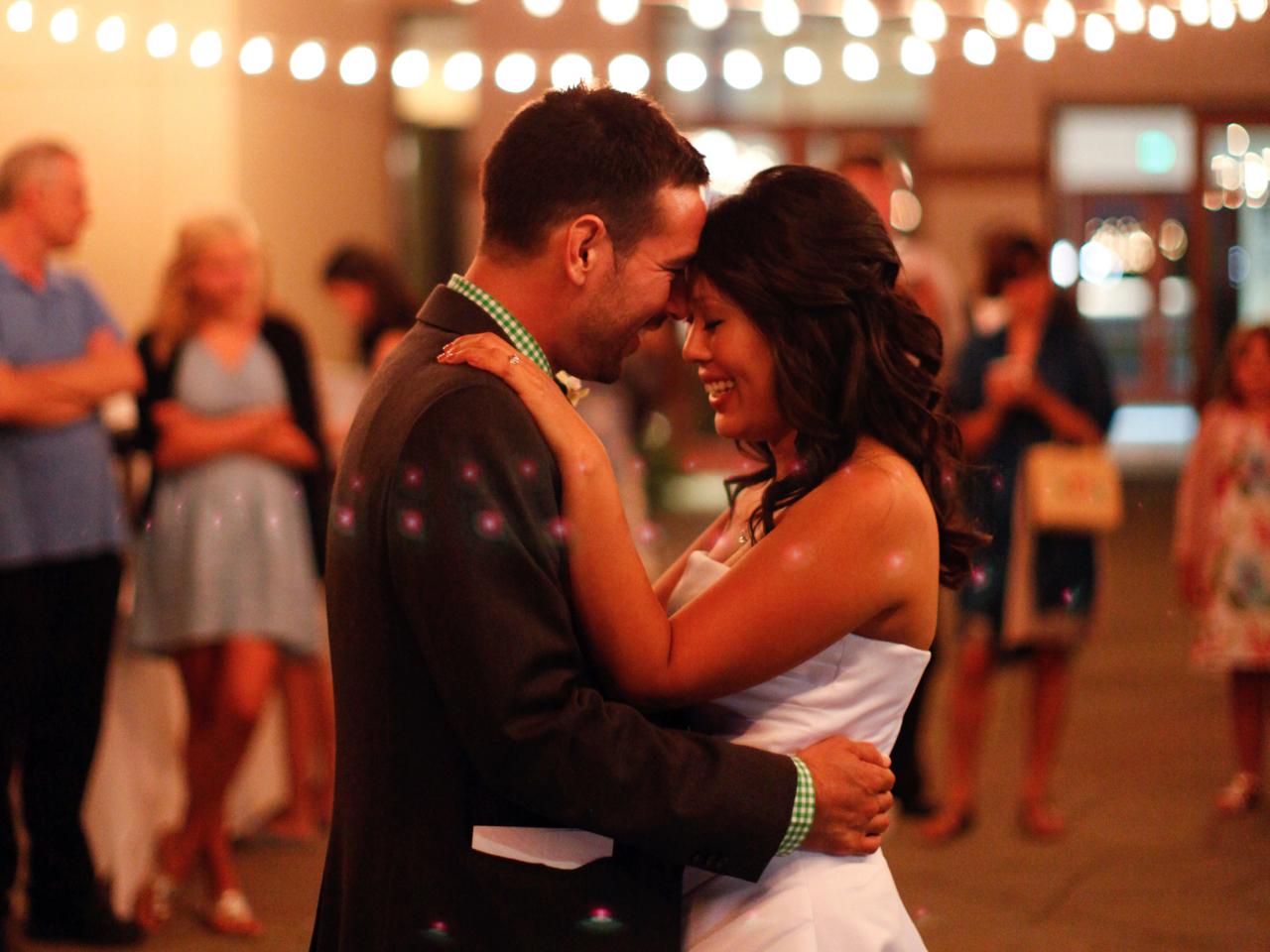 Help Us Make The Ultimate Wedding Playlist