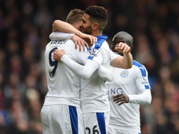 Crystal Palace v Leicester City – Premier League
