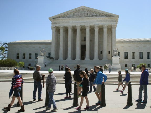 "Supreme Court Sends ""Contraceptive Mandate"" Back To Lower Courts"