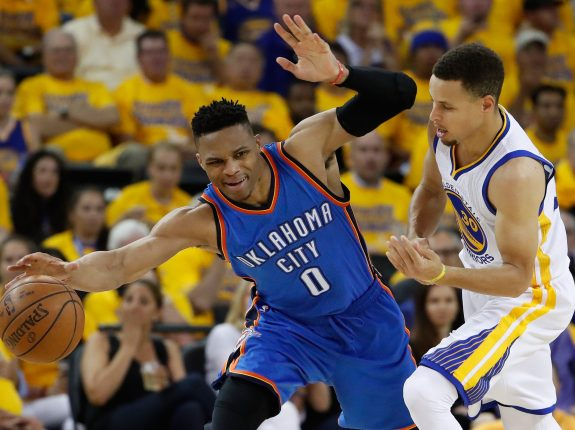 Oklahoma City Thunder v Golden State Warriors – Game Two