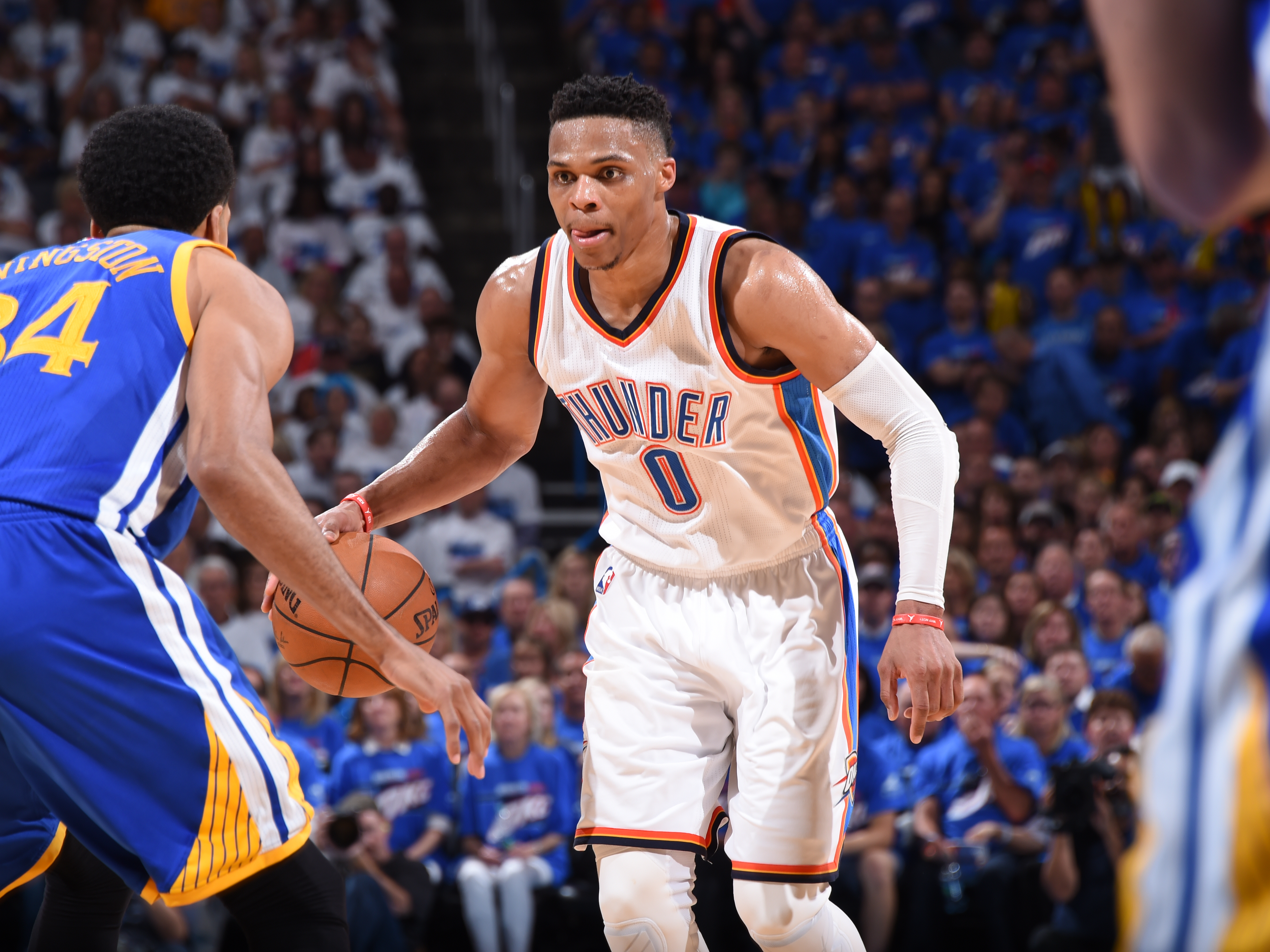 Golden State Warriors v Oklahoma City Thunder – Game Three
