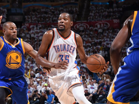 Golden State Warriors v Oklahoma City Thunder -Game Four