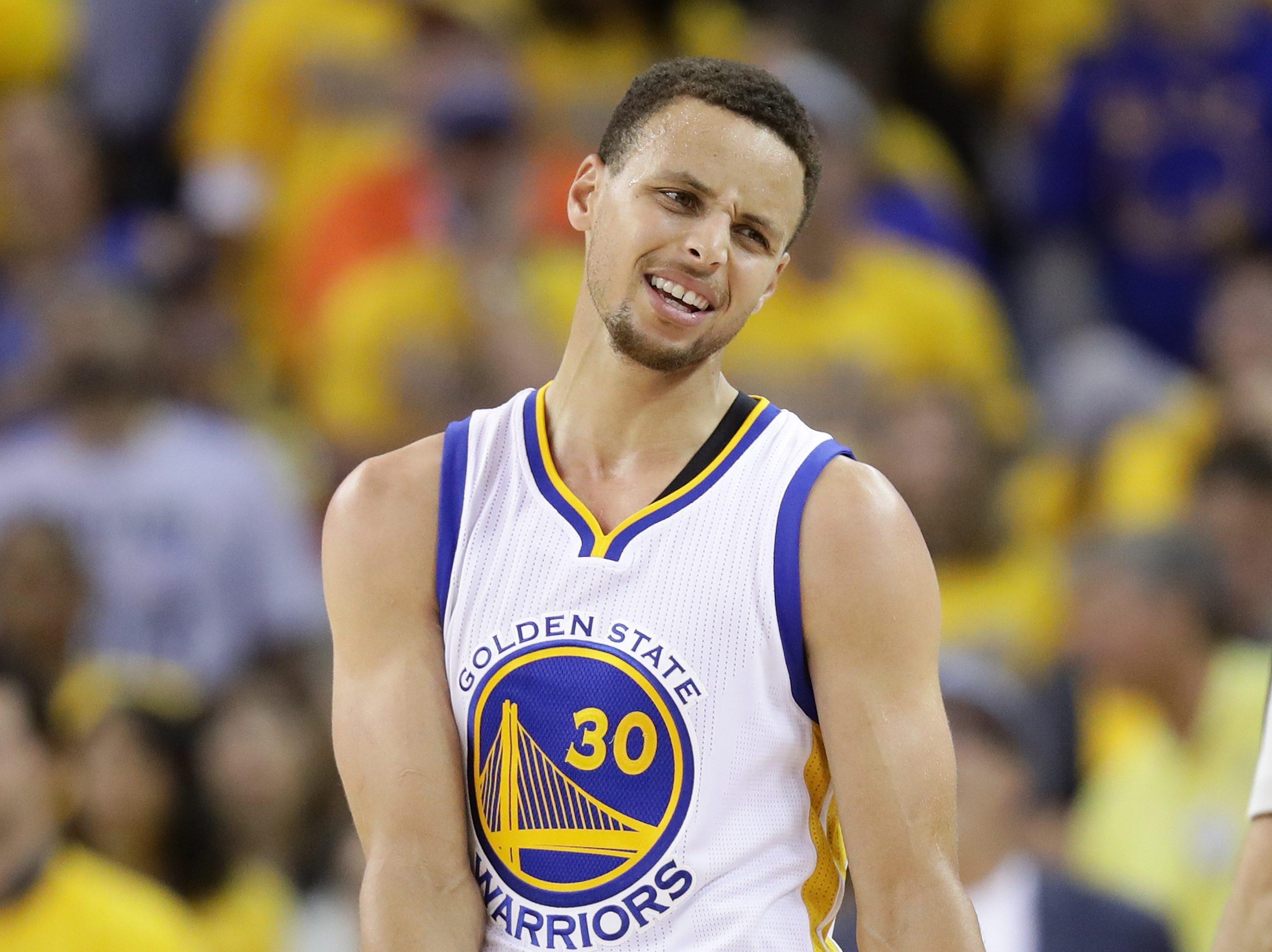Oklahoma City Thunder v Golden State Warriors – Game Five
