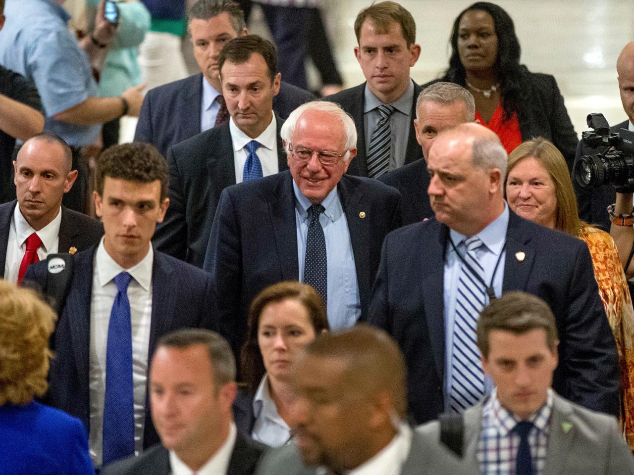 Bernie Sanders,Jane Sanders