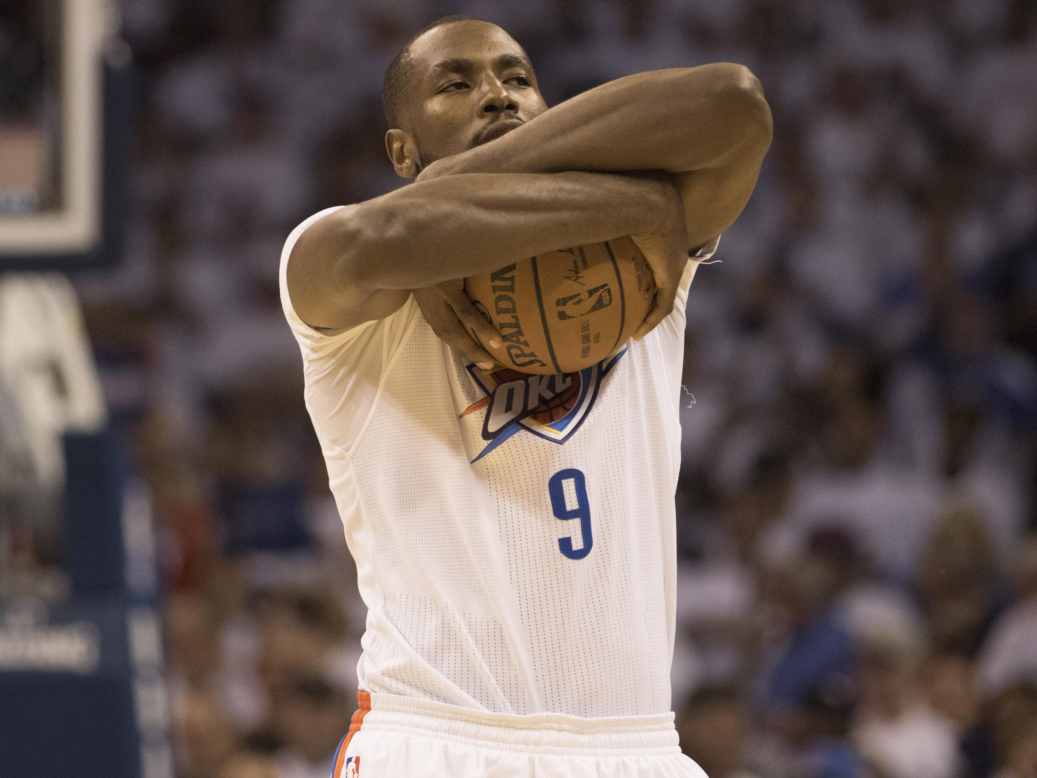 Dallas Mavericks v Oklahoma City Thunder – Game Two