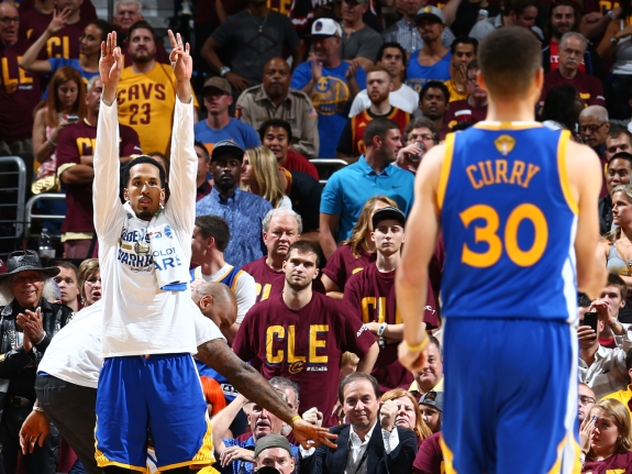 2016 NBA Finals – Game Four