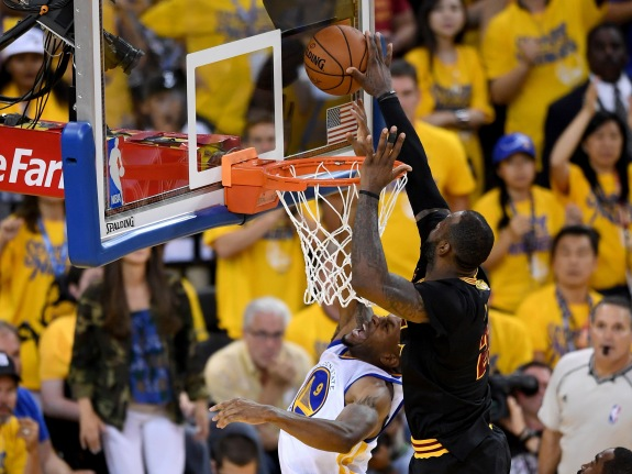 2016 NBA Finals – Game Seven