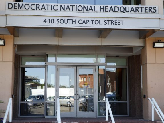 Campaign 2016 Democrats Hacked