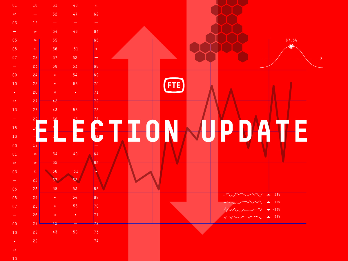Election Update: National Polls Show The Race Tightening — But State Polls Don't