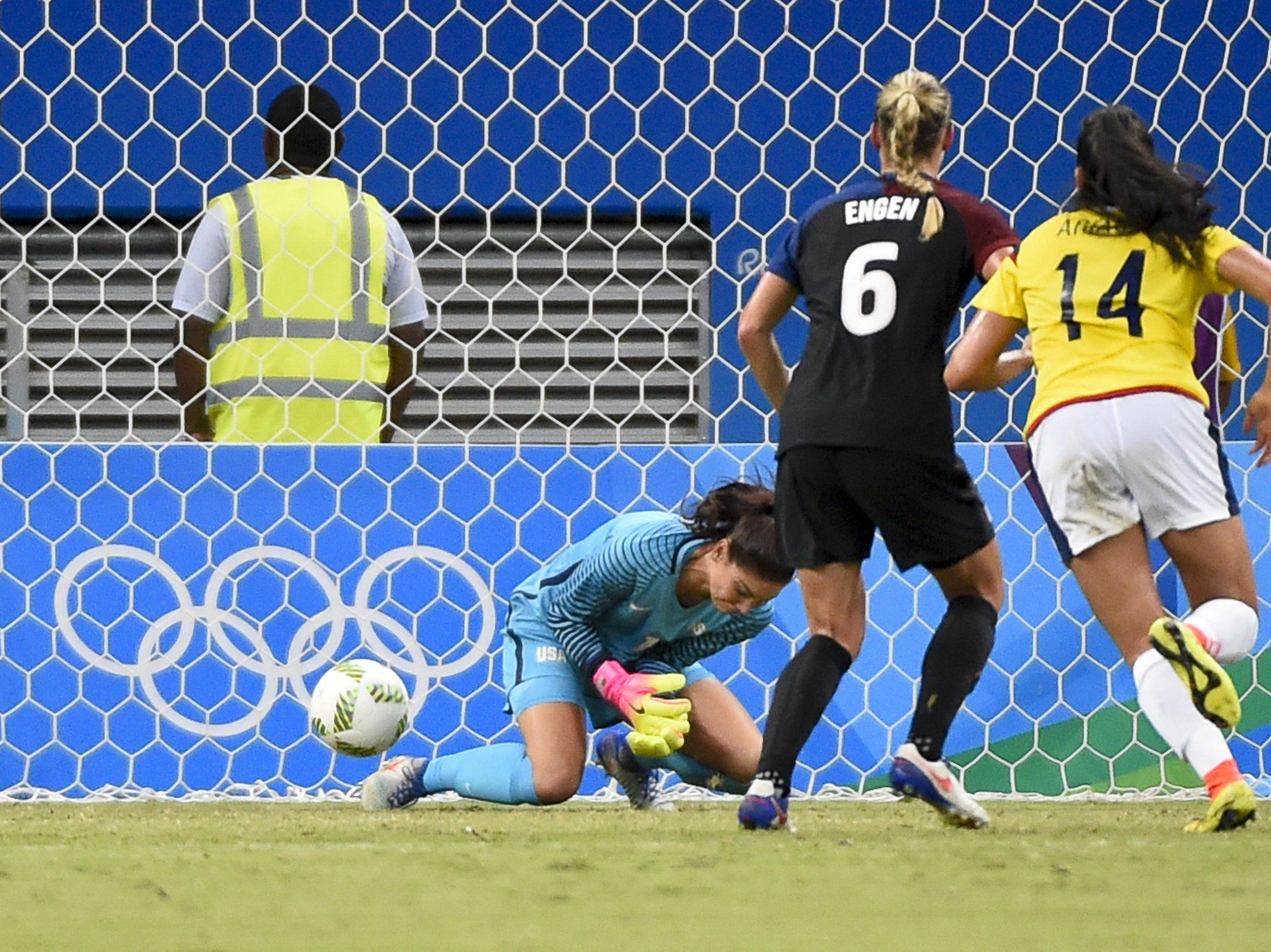 Colombia v USA: Women's Football – Olympics: Day 4