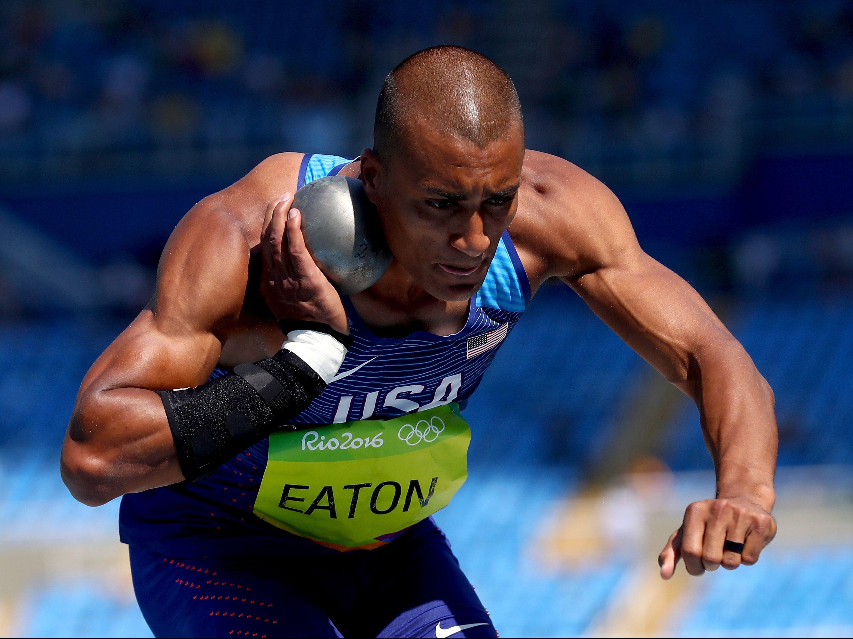 Athletics – Olympics: Day 12