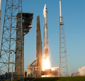 OSIRIS-REx lifts off Sept. 8. The spacecraft is on its way to the Bennu asteroid.