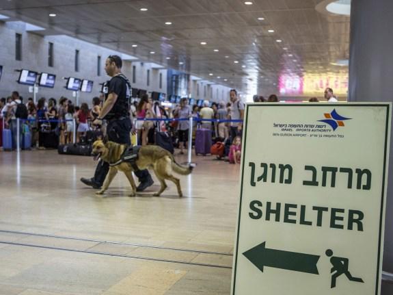 ISRAEL-PALESTINIAN-CONFLICT-GAZA-AVIATION