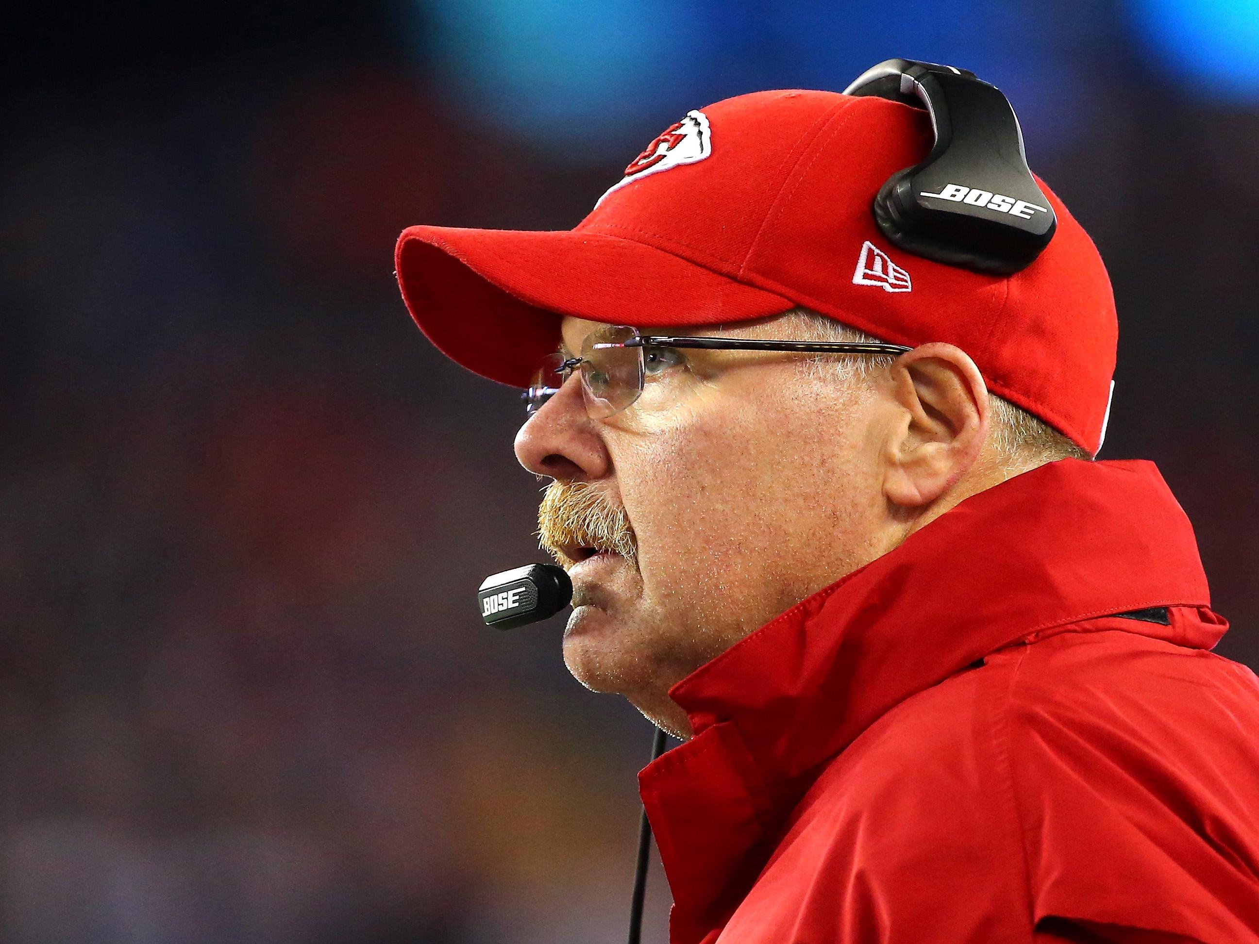 Divisional Round – Kansas City Chiefs v New England Patriots