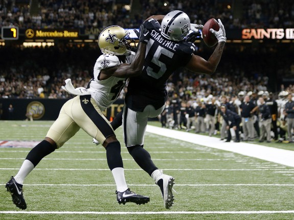Oakland Raiders v New Orleans Saints