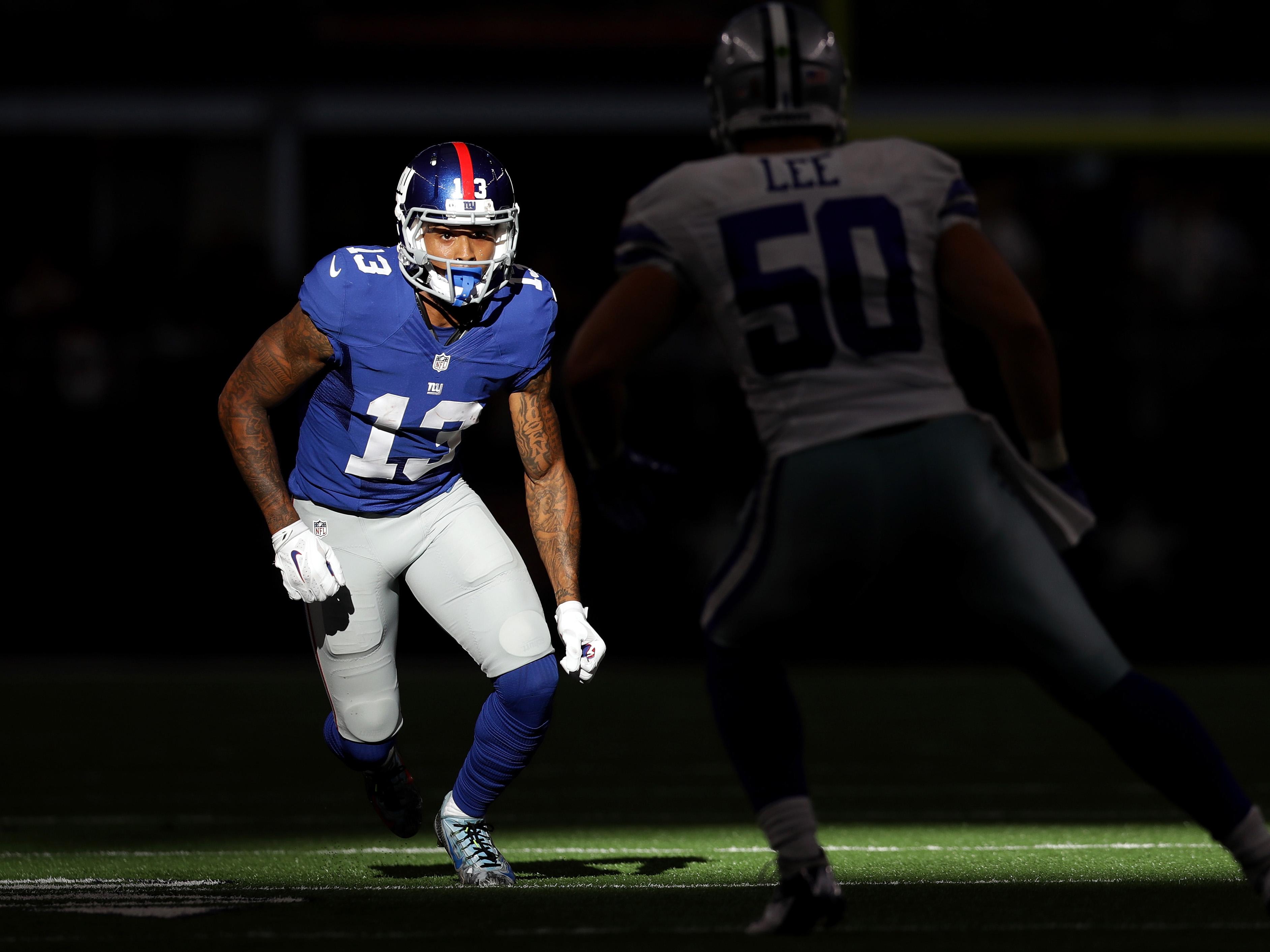 New York Giants v Dallas Cowboys