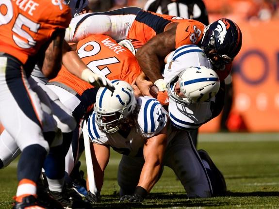 Denver Broncos vs. Indianapolis Colts, NFL Week 2
