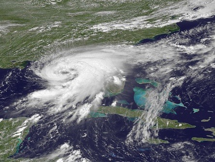 Tropical Storm Hermine Bears Down On Florida's Gulf Coast