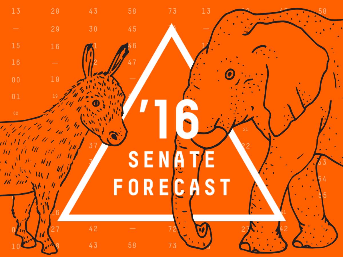 2016 Senate Forecast | FiveThirtyEight
