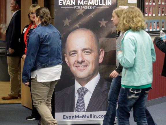 Campaign 2016 Evan McMullin