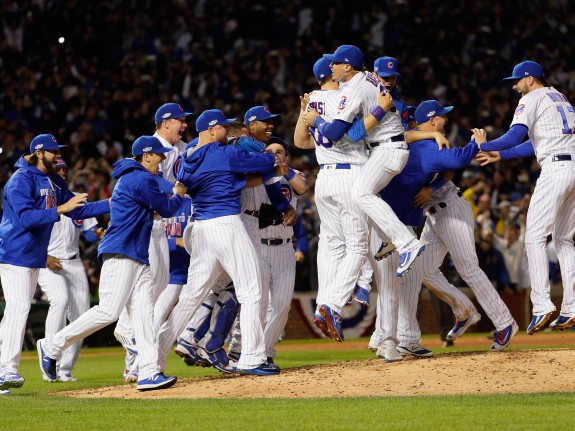 NLCS – Los Angeles Dodgers v Chicago Cubs – Game Six