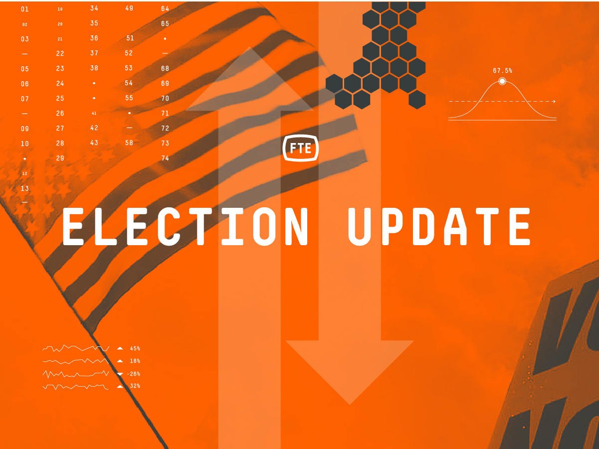 Election Update: The Campaign Is Almost Over, And Here's Where We Stand