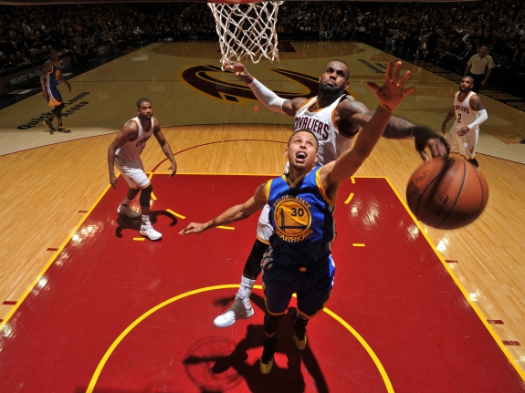2016 NBA Finals – Game Six