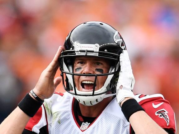 Denver Broncos vs. Atlanta Falcons, NFL Week 5