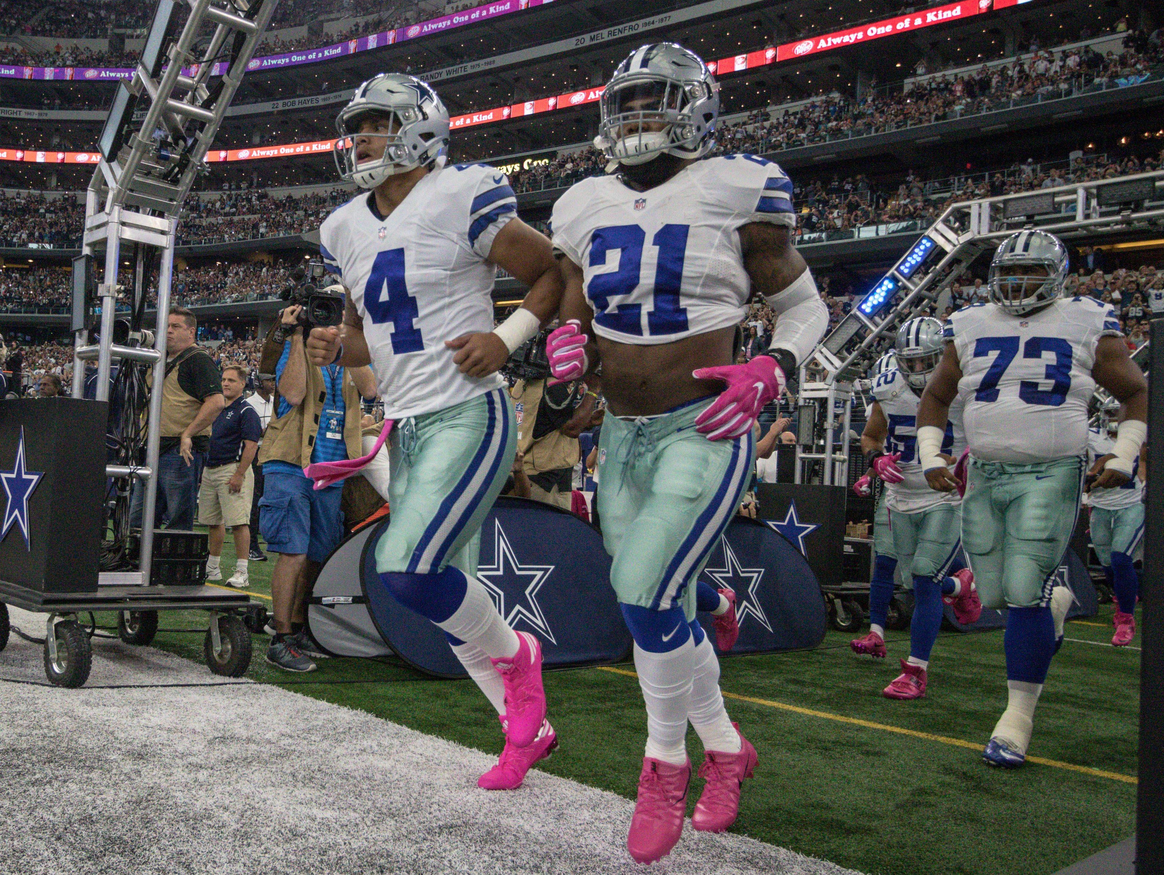NFL: OCT 09 Bengals at Cowboys